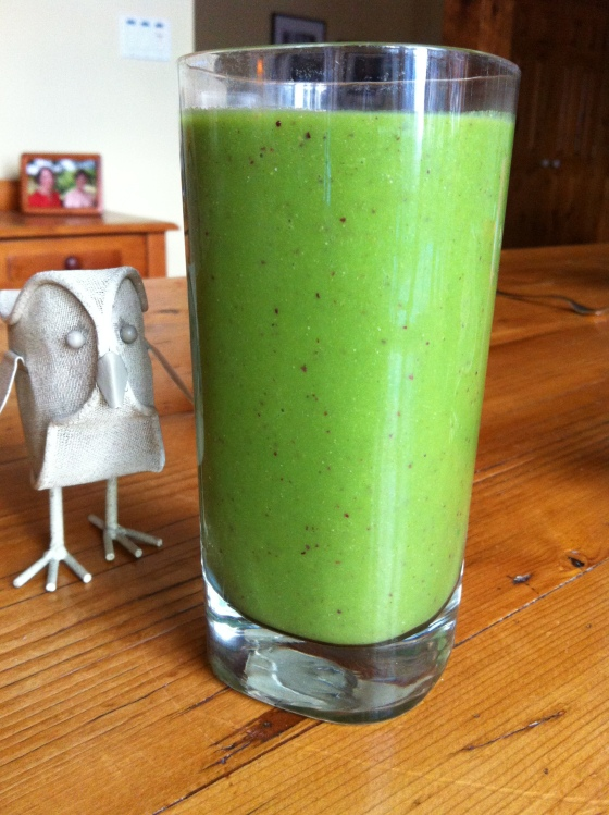 Ultimate Green Smoothie: Baby Brain Organics Edition
